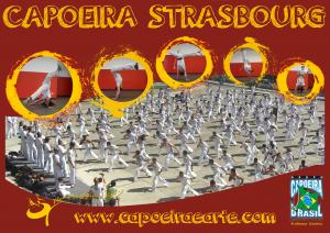 Fly Recto Capoeira Strasbourg