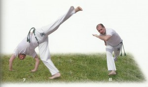 Source: Capoeira Les bases techniques par Mestre Paulinho Sabia - I-Prod