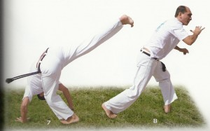Source: Capoeira Les bases techniques par Mestre Paulinho Sabia, I-Prod